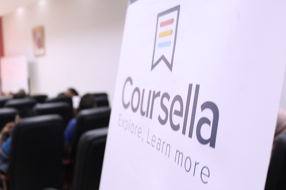 Why Coursella?